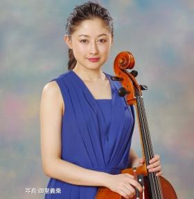 鳥羽咲音 チェロリサイタル with Piano 鳥羽泰子