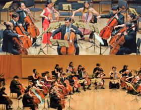 霧島国際音楽祭 チェロ・オーケストラ